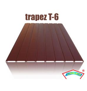 Trapézový plech T-6