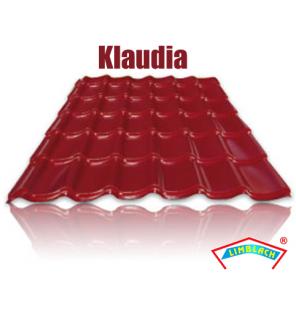 Klaudia - plechová strešná...