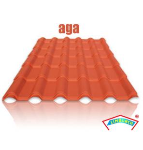 Plechová strešná krytina AGA
