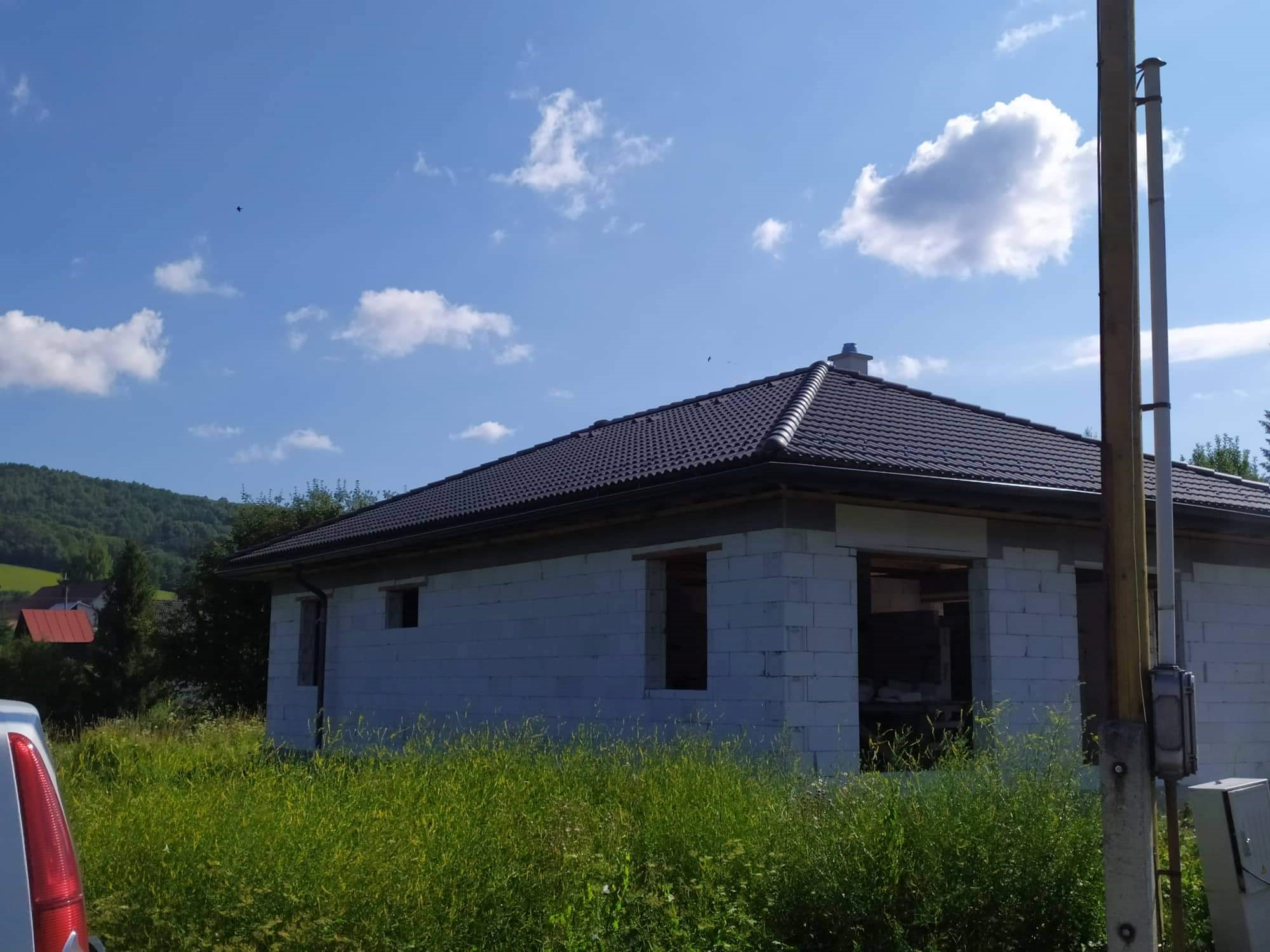 valbova strecha terran